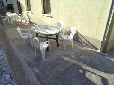 A5(4): garden terrace - 00412OKRG  A5(4) - Okrug Gornji - Okrug Gornji - rentals