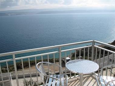 A2(2+2): terrace view - 2187  A2(2+2) - Ruskamen - Ruskamen - rentals