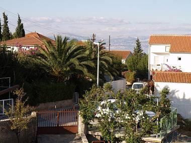 A1(6+2): terrace view - 1670  A1(6+2) - Supetar - Supetar - rentals
