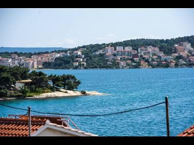 A1(2+2): terrace view - 001TROG A1(2+2) - Trogir - Trogir - rentals