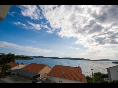 A5(2+2): balcony view - 001TROG A5(2+2) - Trogir - Trogir - rentals