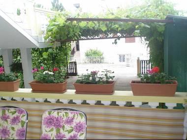 A1(4+1): terrace view - 00218PRIV A1(4+1) - Sabunike - Nin - rentals