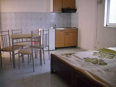 A5(2+2): kitchen and dining room - 00109RUSK  A5(2+2) - Ruskamen - Ruskamen - rentals