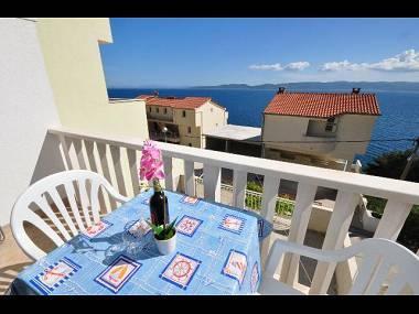 A1(2+2): sea view - 01409PISA A1(2+2) - Pisak - Pisak - rentals