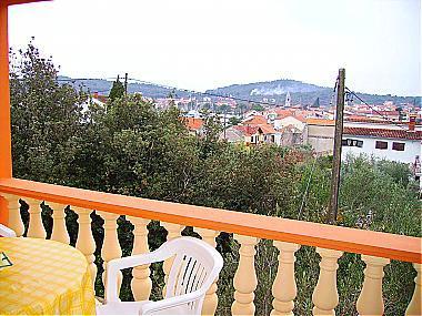 A3(4): terrace view - 00319KUKLJ A3(4) - Kukljica - Kukljica - rentals