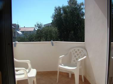 A101(2+1): terrace - 001BIBI A101(2+1) - Bibinje - Bibinje - rentals