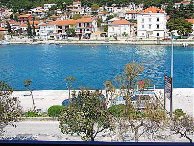 A2(4+1): terrace view - 00310TISN  A2(4+1) - Tisno - Tisno - rentals