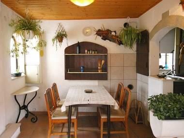 SA1(3+1): terrace - 00309OMIS SA1(3+1) - Omis - Central Dalmatia - rentals