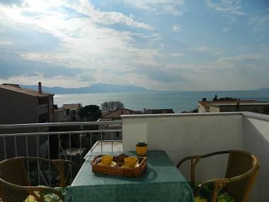 A3(2+1): terrace view - 2258  A3(2+1) - Gradac - Gradac - rentals