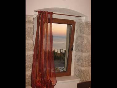 A1(4+2): window view - 2457  A1(4+2) - Podgora - Podgora - rentals
