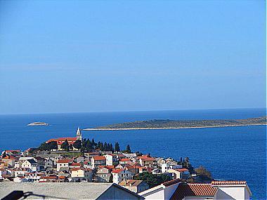 A3(4): terrace view - 00606PRIM  A3(4) - Primosten - Primosten - rentals