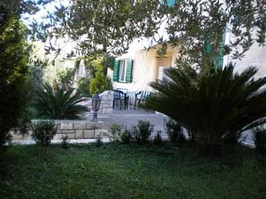 Antea(2+1): terrace view - 04101POST  Antea(2+1) - Postira - Postira - rentals