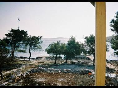 H(4+1): terrace view - 2466 H(4+1) - Island Kornat - Croatia - Kornati Islands National Park - rentals