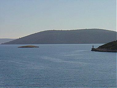 A1(4): sea view - 00101VINI A1(4) - Vinisce - Vinisce - rentals