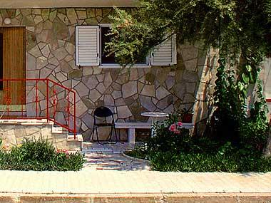 H(3+1): garden terrace - 03003SUCU  H(3+1) - Sucuraj - Sucuraj - rentals