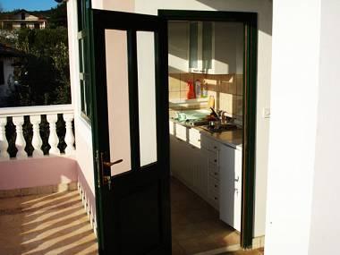 R2(2+1): shared kitchen - 2059 R2(2+1) - Dobropoljana - Dobropoljana - rentals