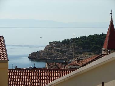 SA5(2): balcony view - 1681  SA5(2) - Makarska - Makarska - rentals