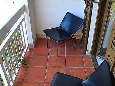 A1(2+1): balcony - 00513GRAD  A1(2+1) - Gradac - Gradac - rentals