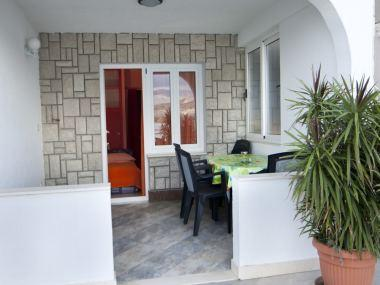 SA1(3): terrace - 00607TROG SA1(3) - Mastrinka - Mastrinka - rentals