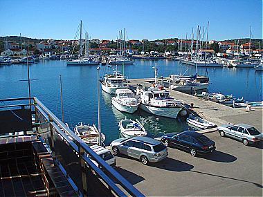 A1(2+1): balcony view - 00410JEZE A1(2+1) - Jezera - Jezera - rentals