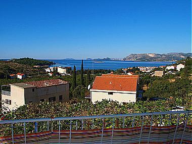 SA3(2): balcony view - 00916CAVT SA3(2) - Cavtat - Cavtat - rentals