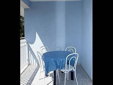 SA2(2+1): terrace - 001OREB SA2(2+1) - Orebic - Orebic - rentals
