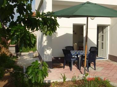 SA1(2): terrace - 2222 SA1(2) - Trogir - Trogir - rentals