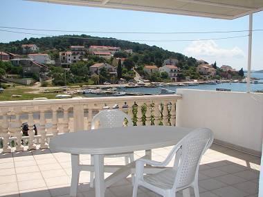 A3(2): terrace - 2526 A3(2) - Tisno - Tisno - rentals
