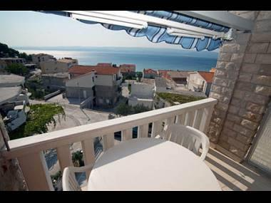 SA10(2+1): balcony - 2318 SA10(2+1) - Duce - Duce - rentals