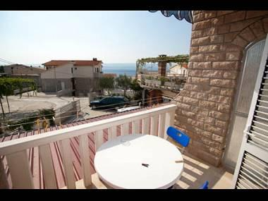 SA4(2+1): balcony - 2318 SA4(2+1) - Duce - Duce - rentals