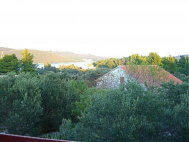 SA1(2+1): terrace view - 02014KORC SA1(2+1) - Korcula - Korcula - rentals