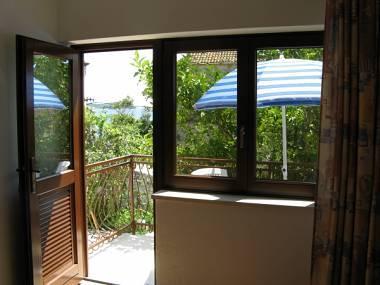 SA4(2): balcony - 01417OREB SA4(2) - Orebic - Orebic - rentals
