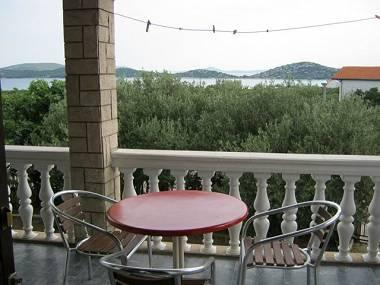 SA1(2+1): terrace - 01306TRIB SA1(2+1) - Tribunj - Tribunj - rentals