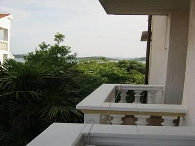 SA3(2+1): balcony - 01306TRIB SA3(2+1) - Tribunj - Tribunj - rentals