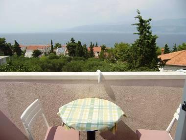 A3(2): terrace - 01301SPLI  A3(2) - Splitska - Splitska - rentals