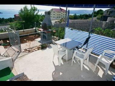 SA1 (2): balcony - 2055 SA1 (2) - Seget Donji - Seget Donji - rentals