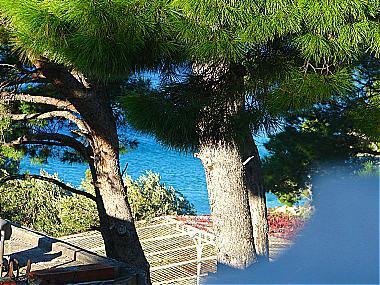 SA2(2+1): view - 00613BREL SA2(2+1) - Brela - Brela - rentals