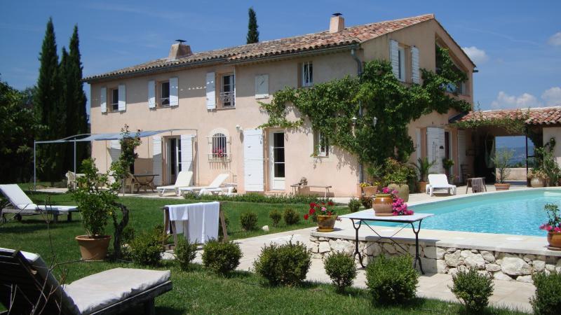 The Charm of Aix en Provence: Mas Bel Azur - Image 1 - Provence - rentals