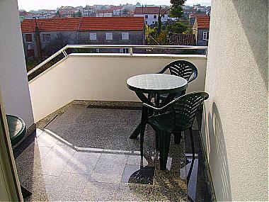 A3(3+1): balcony - 00318SUKO A3(3+1) - Sukosan - Sukosan - rentals
