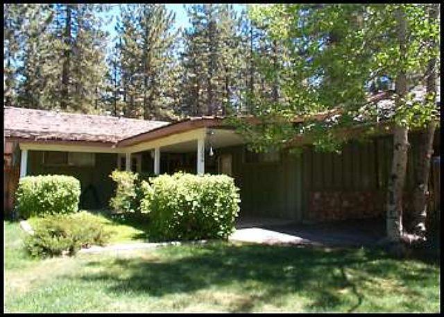 House in family neighborhood #305 - Image 1 - South Lake Tahoe - rentals