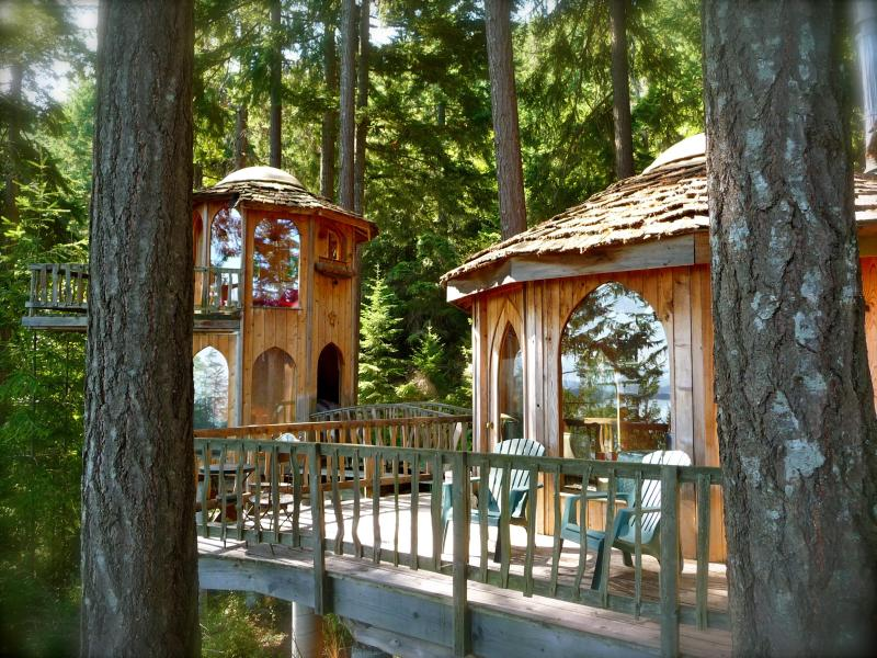 Magical Forest House - Forest House on Orcas......Enchantment & Wonder - Eastsound - rentals