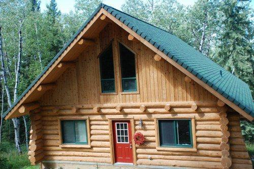 Deer Haven Lodge - Log Cabin - Image 1 - Lead - rentals