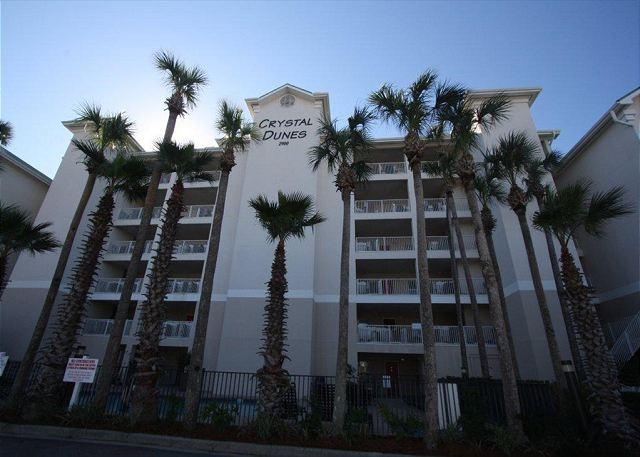 Crystal Dunes 204 Amazing Full View of the Beautiful Beach! - Image 1 - Destin - rentals