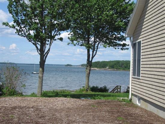 Ocean Views - Edgewater Cottage - Harpswell - rentals