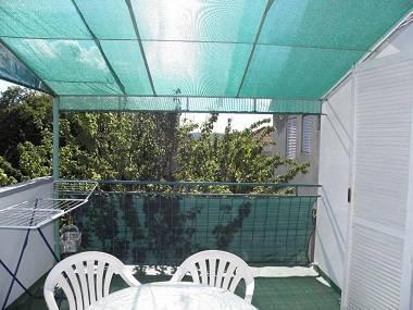 A2(3): terrace - 2547 A2(3) - Biograd - Biograd - rentals