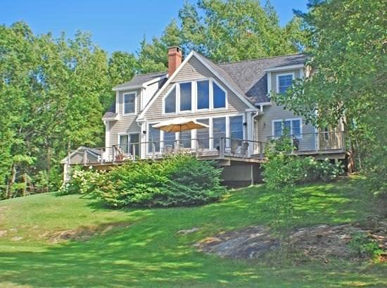 From the Shore - RUSHING TIDES - Town of Westport - Wiscasset - rentals