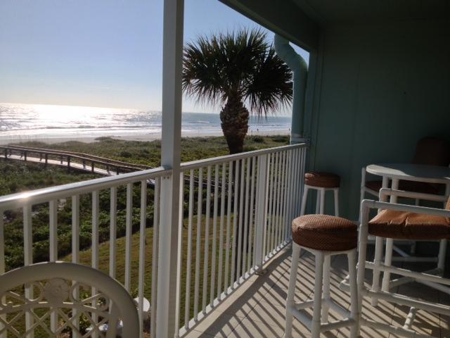 Great Balcony View Looking at the Atlantic - *Cocoa Beach Luxury! Balcony on the BEACH! $875 wk - Cocoa Beach - rentals