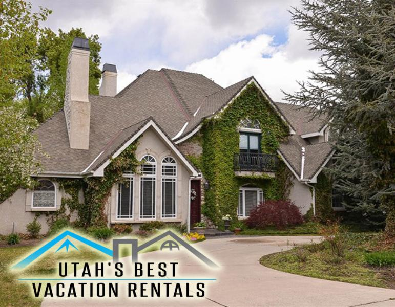 Gorgeous luxury creekside estate - 2 homes available next door to each other - Lxry Creekside Estate & Gsthse Near Mtns+Spa+Yard - Salt Lake City - rentals