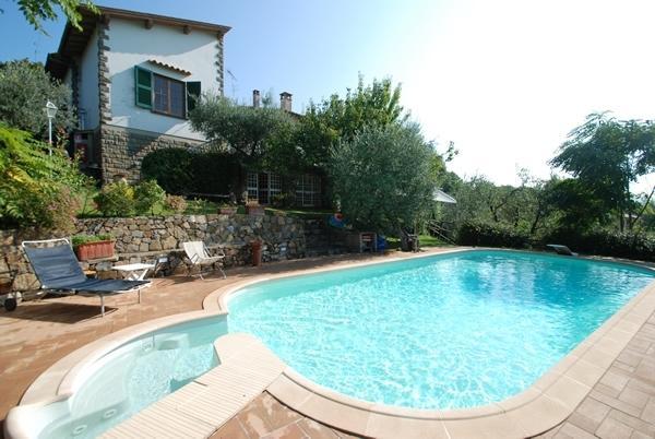 Villa Signa Tuscan villa rental, villa in Tuscany, rent a villa in Tuscany - Image 1 - Signa - rentals
