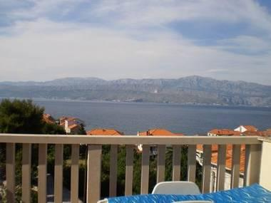 A1(4): terrace view - 2554 A1(4) - Postira - Postira - rentals